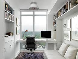bureau dans une chambre dans chambre scandinave