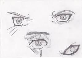 naruto eyes bunch eyes kibawolf1234 deviantart