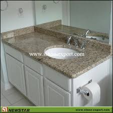 Bathroom Vanity Counters Endearing Granite For Bathroom Vanity And Granite Bathroom