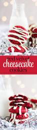 red velvet cheesecake cookies cookies pinterest red velvet