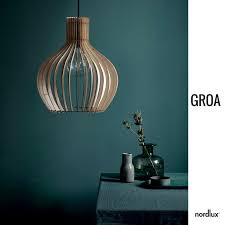 a pattern of shadow and light nordlux uk on twitter groa featuring an open designed slatted