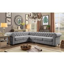 6 seat sectional sofa moser bay furniture linen 6 seat sectional sofa set free shipping