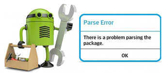 parse error while installing apk file proven ways to fix there was a problem parsig the package dr fone