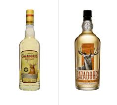 bacardi logo brand new new logo and packaging for cazadores by duffy u0026 partners