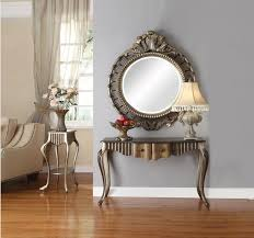 console table and mirror set console table with mirror design brilliant 5 classy and elegant