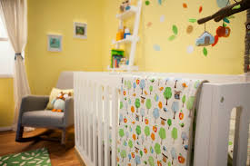 Skip Hop Crib Bedding Treetop Friends Nursery Project Nursery