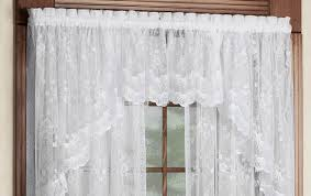 Making Kitchen Curtains by Curtains Valuable Blue Lace Cafe Curtains Gripping Dazzle French