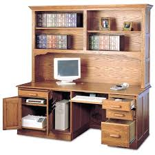 L Shaped Computer Desks With Hutch Oak Computer Desk With Hutch Golden Oak Computer Desk Hutch With