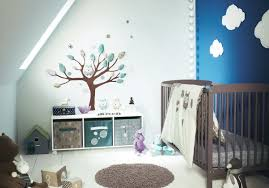 Round Fur Rug by Interior Baby Room Ideas Mixed With Simple Dark Wooden Framed