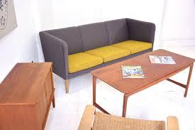 Hans Wegner Sofa by Hans Wegner Couch 3 Seater Danish Homestore
