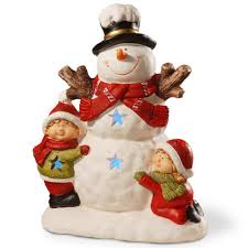 vw snowman glitzhome 21 85 in h wooden snowman shutter decor 1103003464