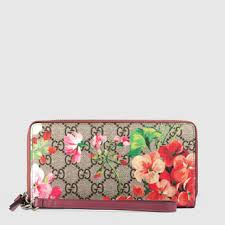 bloom wallet gucci women women s wallets small accessories women s wristlets