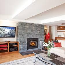 decor cheminee salon decoration contemporaine salon meilleures images d u0027inspiration