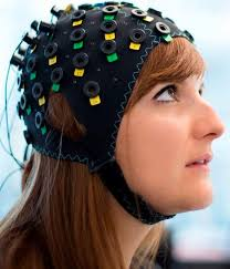 eeg headband brain imaging headband measures how our minds mirror a speaker