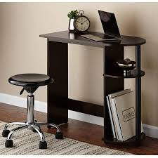 Desk With Computer Storage Mainstays Computer Desk With Side Storage Colors