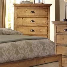 Progressive Willow Bedroom Set Progressive Furniture Willow Queen Slat Headboard With Distressed