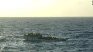 162 passengers transferred from troubled boat to australian navy