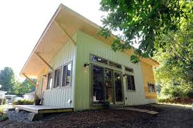 Renting A Tiny House Thrifty Vermont Family Rent Main House And Live In Tiny House