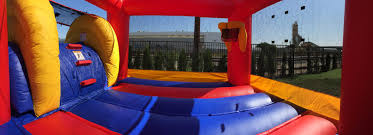 jumporange 13 u0027 x 24 u0027 athletic rainbow cloud wet dry combo bounce