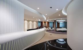 Corian Reception Desk Corian Reception Desk Breakout Wall And Bulkhead At Tullow Oil