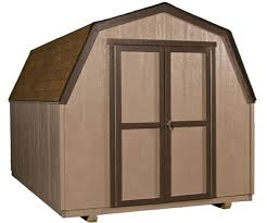 Gambrel Style Roof 8 U0027x12 U0027 Wood Storage Shed For Sale Gambrel Style Roof