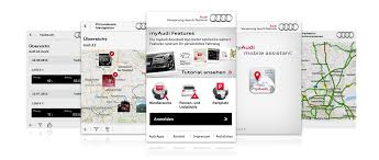 my audi myaudi mobile assistant pool apps audi philippines
