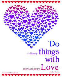 don u0027t eat the paste printable love quote mother theresa