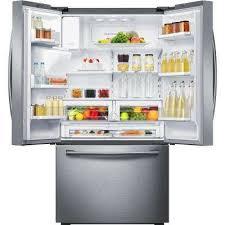 cabinet depth refrigerator dimensions counter depth refrigerators appliances the home depot