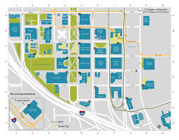 Portland Bike Map by Campus Map And Self Guided Tour Portland State Online Visitor U0027s