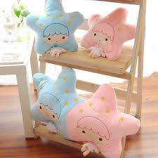 aliexpress com buy kawaii star car pillow neck pillow plush sofa
