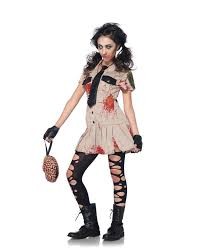 Scary Kids Halloween Costumes 20 Zombie Costumes Girls Ideas Kids
