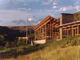 paint hall camp paint rock charles rose architects