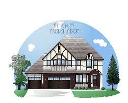 English Tudor Floor Plans English Tudor House Plans