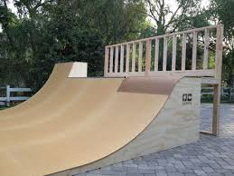 Backyard Skate Ramps by Custom Ramp Installation Halfpipe By Orange County Ramps Oc Ramps