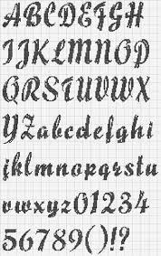 imagenes goticas letras letras goticas buzzerg