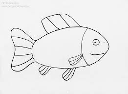 super art land how to paint a rainbow fish tutorial