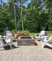 Images Of Firepits Square Pit Kit Modular Pits Cape Cod Islands