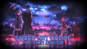 teamspeak design teamspeak 3 anime sword skin 1