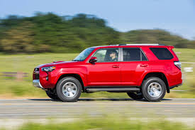 red jeep wrangler unlimited 2017 toyota 4runner vs 2017 jeep wrangler compare cars