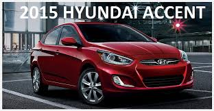hyundai accent 4 door sedan 10 things to about hyundai accent 2015 guide
