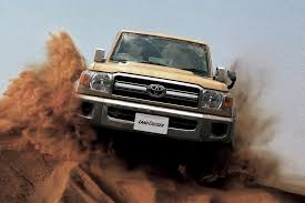 land cruiser pickup v8 toyota land cruiser 70 re released to celebrate 30 years of iconic