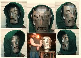 Dr Doom Mask 300lb Giant Steel Doctor Doom Kirby Vision