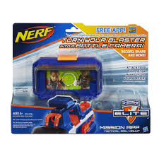 nerf battle racer nerf n strike elite battle app tactical rail mount 15 00