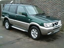 nissan terrano 1999 impressive nissan terrano ii makes its way out of a hellish dip