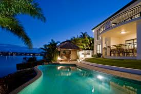 designer homes for sale hurricane proof wood and steel waterfront home on island the