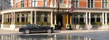 restricted version mulsanne and all chauffeur service the connaught