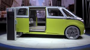 volkswagen van back video the iconic vw microbus is back but is it just a diversion