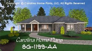 contemporary ranch style home plans