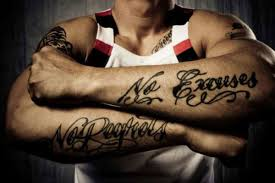 20 cool and creative quote tattoos on guys 3 latestfashiontips com