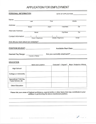 Resume Template Maker How To Fill Out A Resume Resume Templates